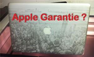 Apple Garantie Gravur