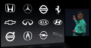Automarken unter iOS 7