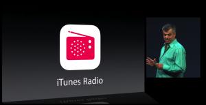 iRadio unter iOS 7