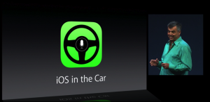 iOS 7 Siri im Auto