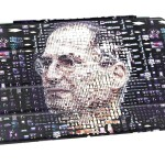 iPad Smart Cover Hülle bedruckt - Steve
